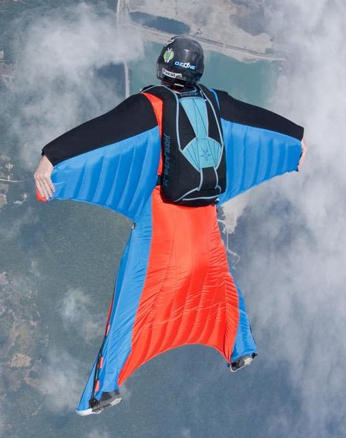 Wingsuit Blog